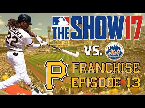 MLB 17 The Show: Pittsburgh Pirates Franchise - CHAMPIONSHIP SERIES! [EP13]