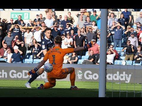 Highlights   Millwall 2-3 Sheffield Utd