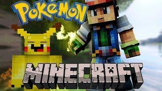 Minecraft Pokemon Animation Part 1
