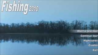 Pelitestailut: Fishing Simulator 2010