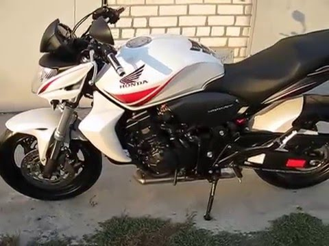 honda cb600f hornet 2009 youtube. Black Bedroom Furniture Sets. Home Design Ideas