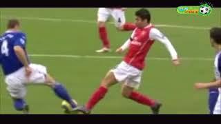 10 страшных травм в футболе!