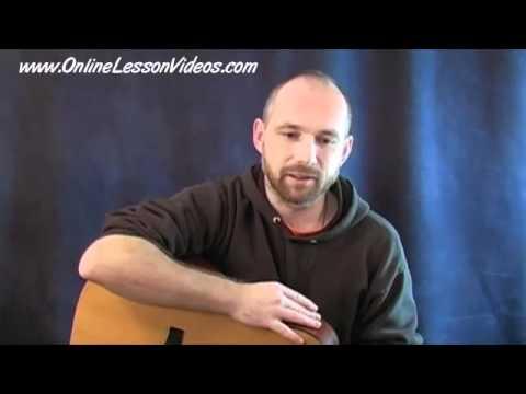 Irish Guitar Lessons - Slip Jigs - Ryan's Slip Jig Taught by Patsy O'Brien