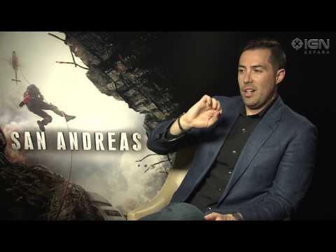 Brad Peyton - San Andreas Director