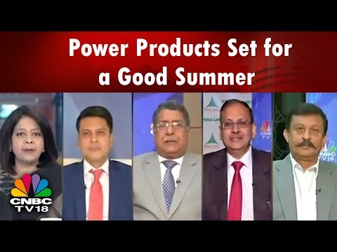 Power Products Set for a Good Summer | Spot Prices of Electricity Expected to Surge | CNBC TV18