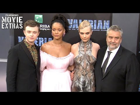 Valerian and the City of a Thousand Planets | World Premiere