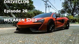 DRIVECLUB-Episode 26-(MCLAREN 570S CHAMPIONSHIP)