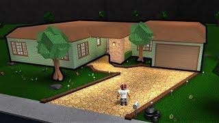 ristrutturazione casa monofamiliare classic! | Roblox - Bloxburg (15K)
