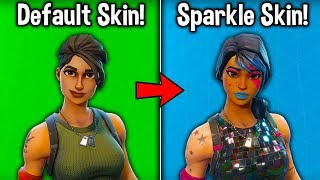 5 SKINS TRYHARDS USE IN FORTNITE! (2019 Mise à jour Top 5)