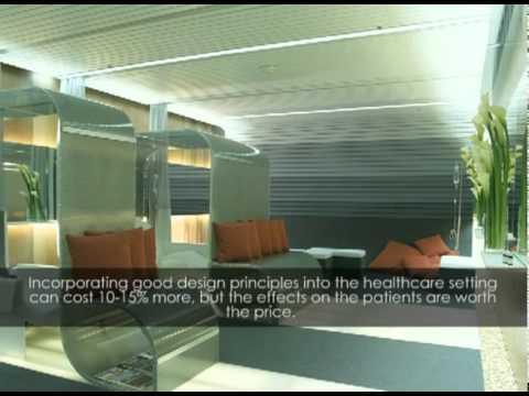 healthcare interior design benefits youtube