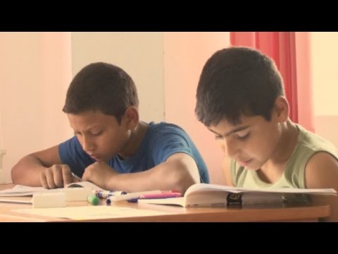 A Roma's Education Story