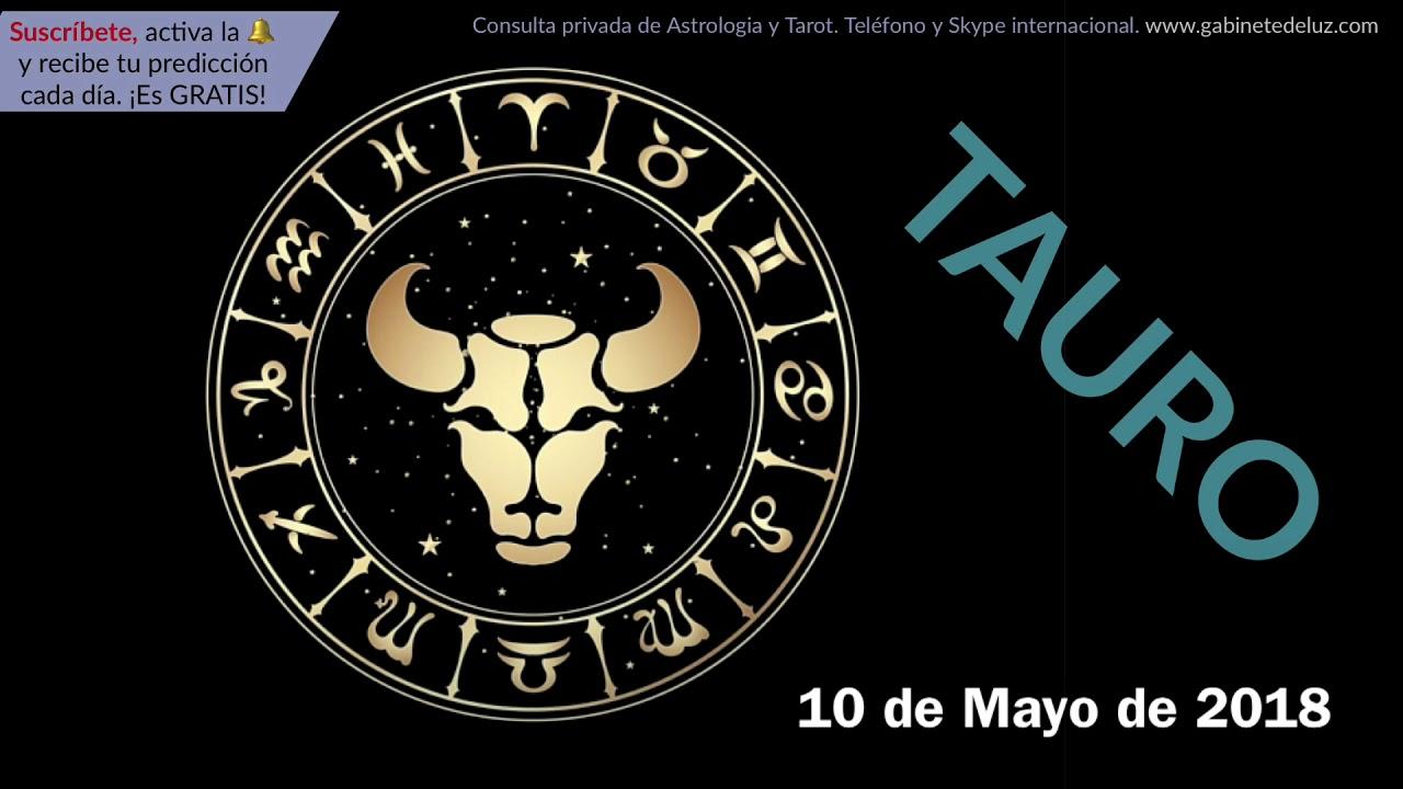 Horoscopo Diario Tauro 10 De Mayo De 2018