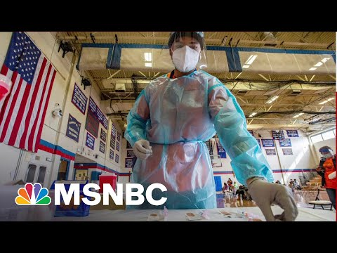 Examining The 'Herd Immunity' Question: How The U.S. Can Get Back To Normal | All In | MSNBC