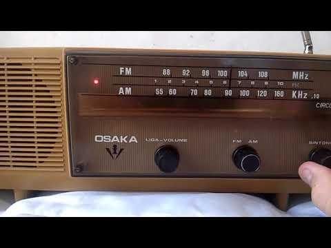 RADIO OSAKA MODELO RC-2000