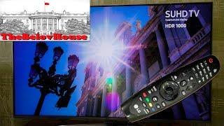 пульт 2в1, воспроизведение HDR-контента, led-подсветка в ТВ LG 55UH850V