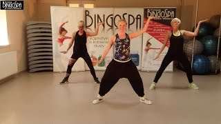 LEAN ON Major Lazer & DJ Snake BINGOSPA Fitness by Gosia Wodras