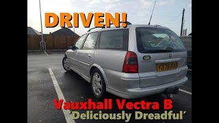 Vauxhall Vectra B Real Road Test!