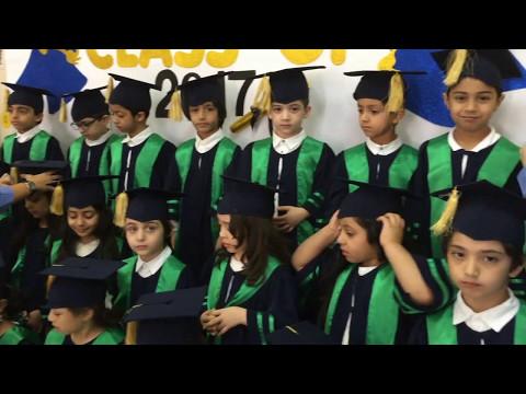 KG2 Graduation 2016 - 2017