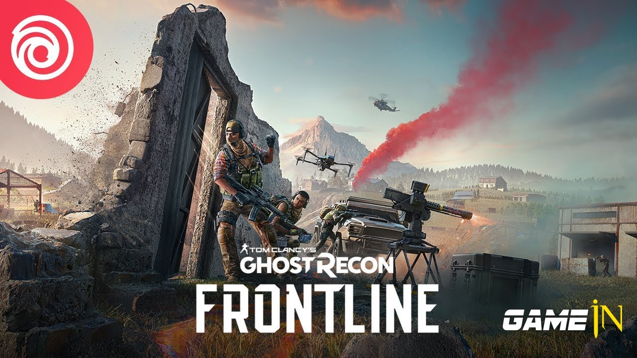 Trailer Video over Ghost Recon Frontline - Official Ubusoft RevealTrailer