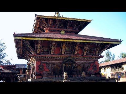 Changu Narayan, The oldest temple of Nepal, World Heritage Sites