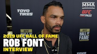 Rob Font Disappointed Over John Lineker Release: 'I Needed That Rematch' - MMA Fighting