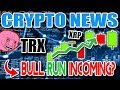 XRP Surges Past Ethereum (ETH), Tron (TRX) Update: TRX Games, Project Atlas & More!