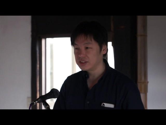 坂本謙一[今日の反核反戦展2018:リレートーク]