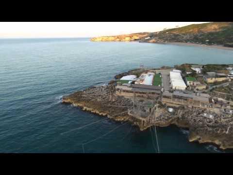 Trabucco San Nicola - Peschici - Bebop Drone HD