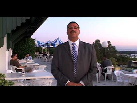 GlobeTrotter Jon Haggins in Tunisia Part 1