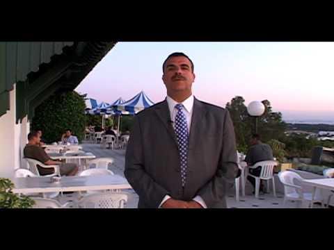 GlobeTrotter Jon Haggins in Tunisia Part 1