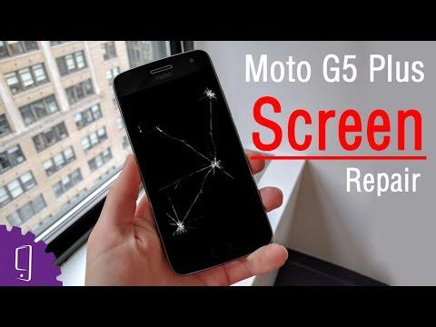 Moto G5 Plus LCD Screen Repair Guide