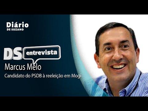 DS Entrevista Marcus Melo, prefeito candidato à reeleição em Mogi