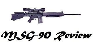 Combat Arms: The H&K MSG-90 Review | Exploring The Sniper Arsenal Chapter 4 Episode 1