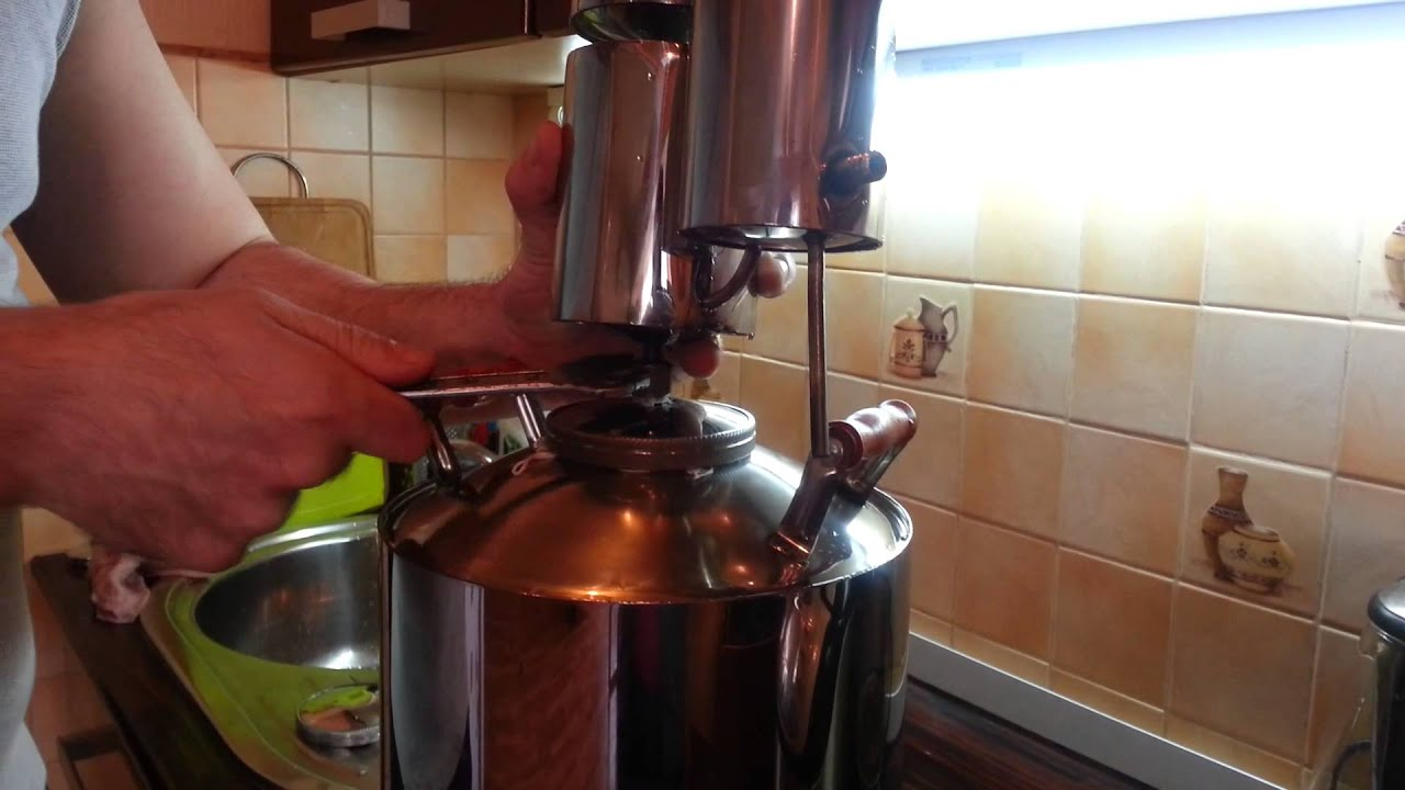 открываем мини пивоварню
