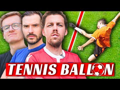 On refait l'Euro 2020 en Tennis Ballon