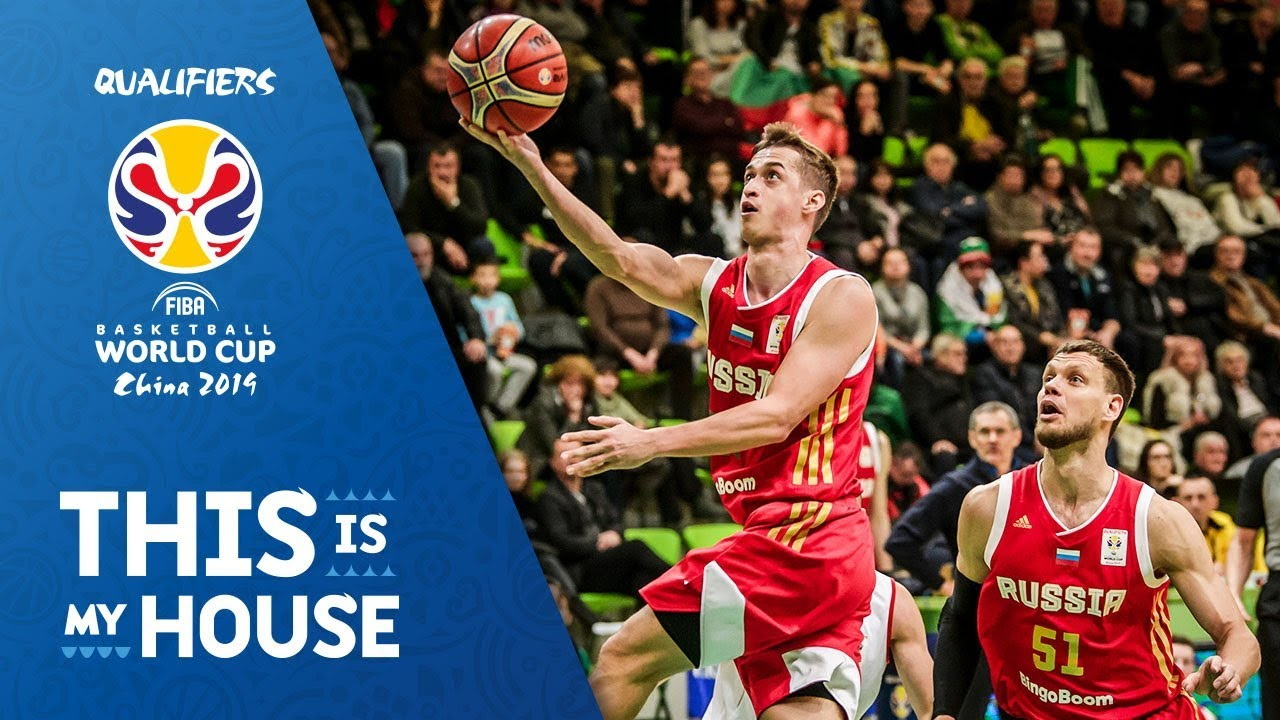 Bulgaria v Russia - Full Game - FIBA Basketball World Cup 2019