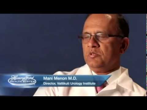 Mani Menon, M.D. - Robotic Surgery and Urology, Henry Ford Health System