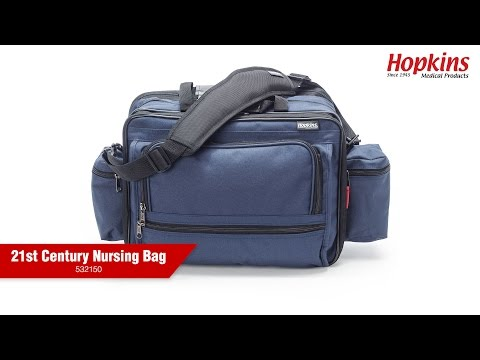 How the 21st Century Nursing Bag Works for You