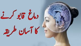 How to Control your Mind - Brain   Urdu