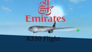 ROBLOX | Emirates Flight! (WORKING)