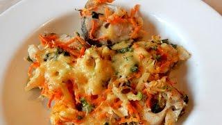 ЛЕМОНЕМА рыба запечённая в духовке  вкусный  видео рецепт