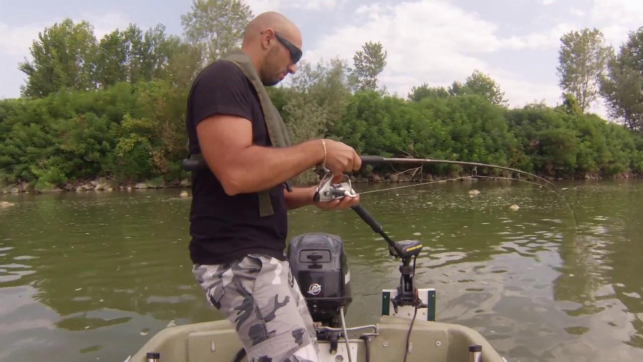 Telka su fishings