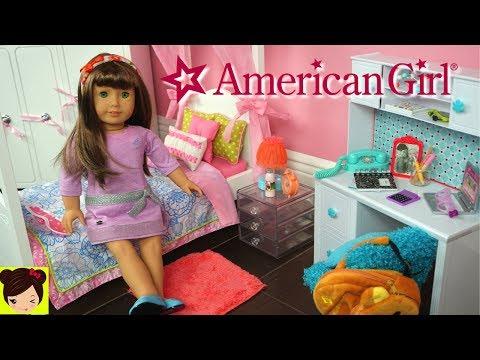 Y American Decoramos Mi Su Primera Cuarto Muñeca Girl Nuevo qSUpzMV