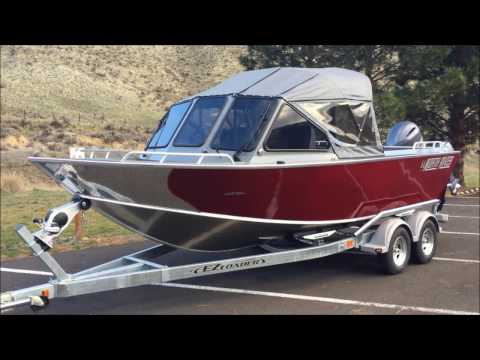 2017 North River 21 Seahawk
