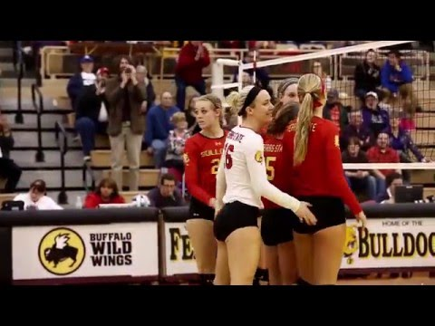 Ferris State Volleyball Wins Midwest Regional Quarterfinal Match