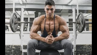 Andrei Deiu Chest Workout - Road to Arnolds - Ep 4