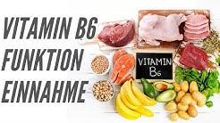 6 Gründe für Vitamin B6 - Mangel und Symptome vermeiden