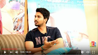 A very casual talk with Vishnu Vishal about his struggles - Interview by prashanth