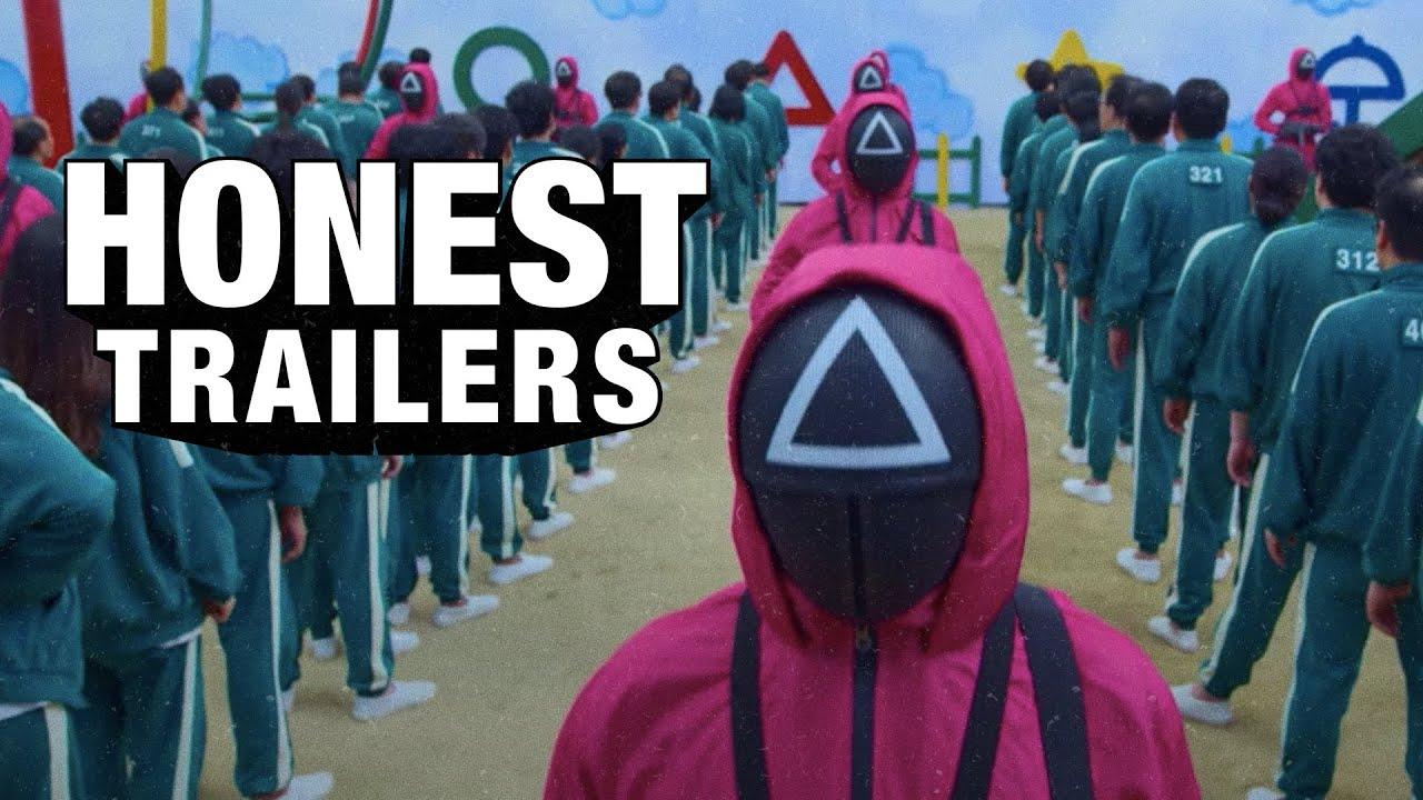 Download Honest Trailers   Squid Game
