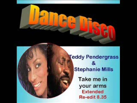 Stephanie Mills/Teddy Pendergrass: Take me in your arms